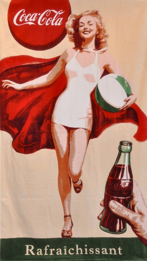 old coke ad