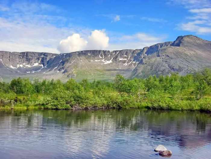 Хибинские горы16