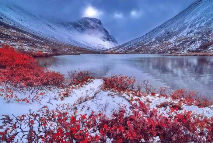 Хибинские горы23