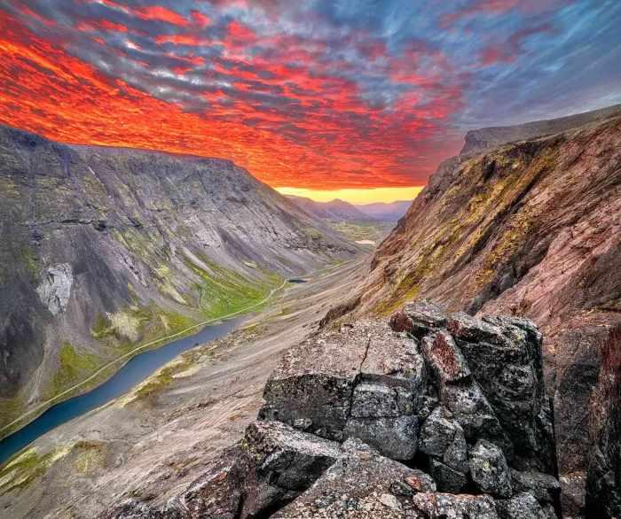 Хибинские горы8