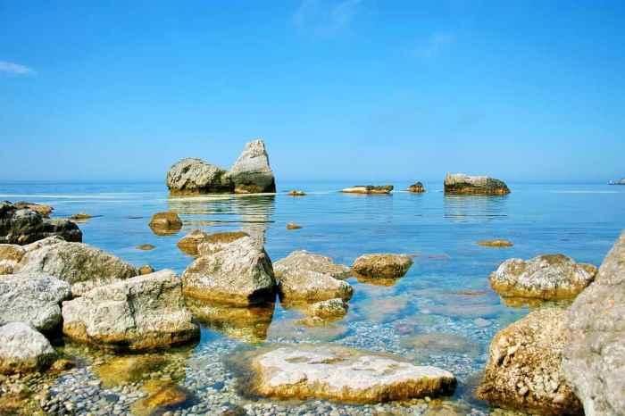 Фото нудистского пляжа Симеиз3