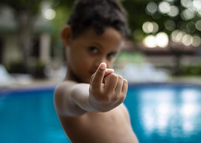 Child Boy Pool Swim Swimming Pool  - willypp / Pixabay