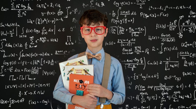 Boy Smart Nerd Teen Glasses  - Victoria_Borodinova / Pixabay