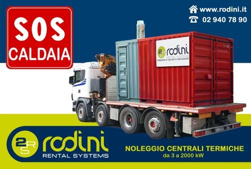 SOS Caldaia - Rodini Rental Systems