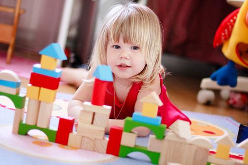Развитие ребенка в два года
