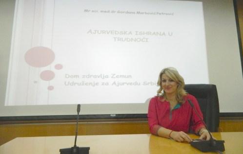 Gordana Marković Petrović: Ajurveda se smatra najboljom medicinom za žene