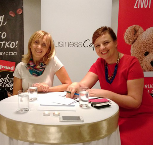 Generalna proba: Nataša Vukićević i Kristina Ercegović