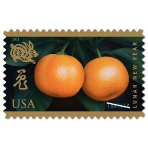 USPS Year of the Rabbit 2011 Stamp