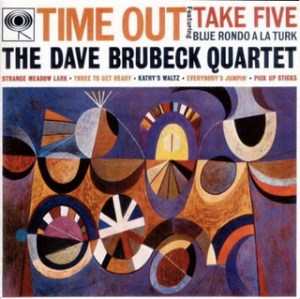 The Dave Brubeck Quartet - Time Out (Front)