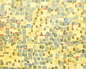 "Rod Jones Artist -Rococo-24""h x 30"" w-oil on canvas"