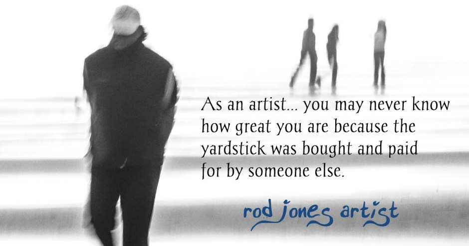 Rod Jones Artist Quotes