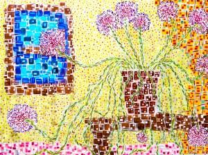 Fleur Unique Rod Jones Artist