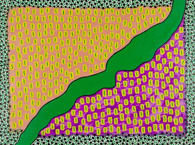 The Emerald River Rod Jones Artist
