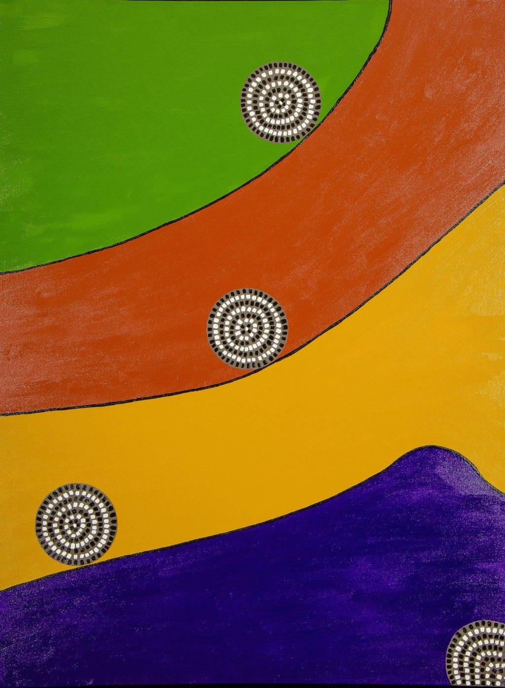 Zebra Chronicles Rod Jones Artist