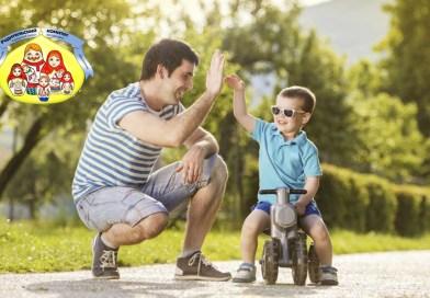 Роль отцов в формировании личности ребёнка