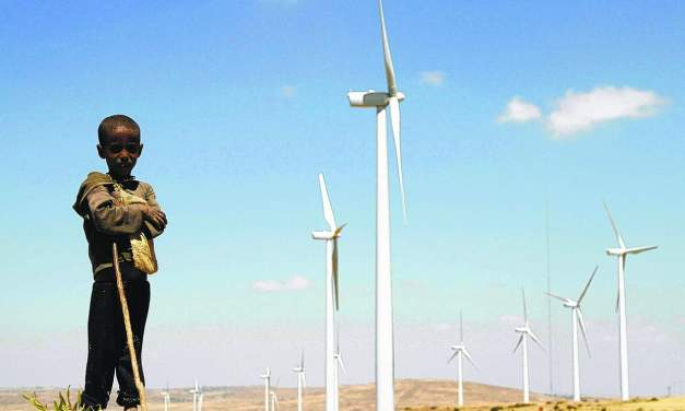 Sacrificing Africa for Climate Change
