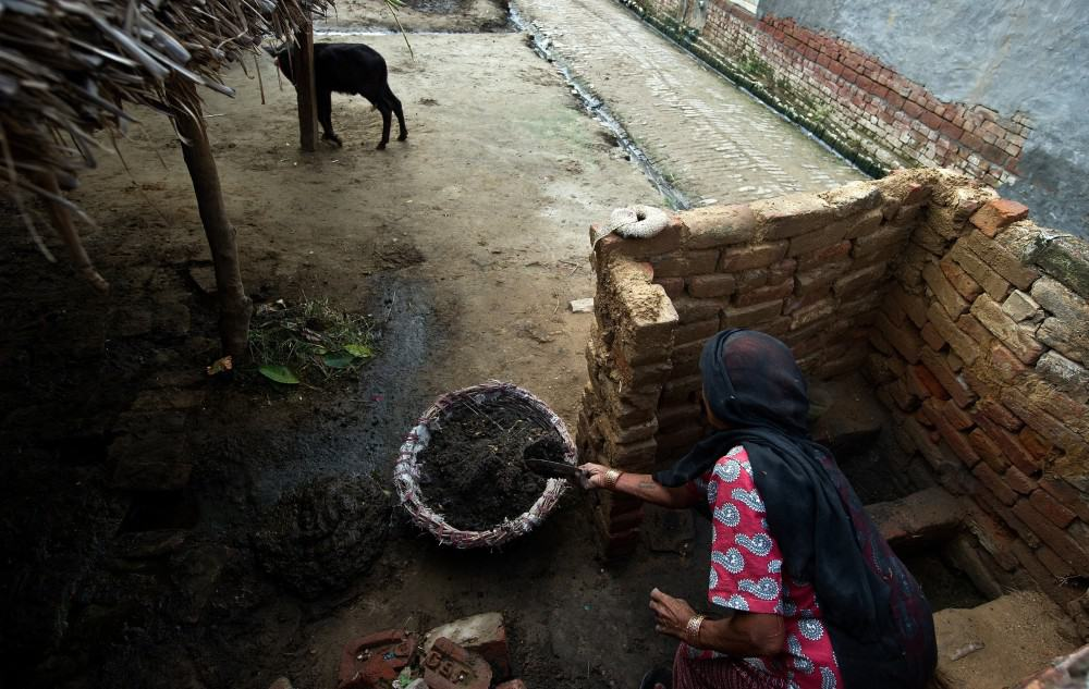 On Poverty and Sanitation