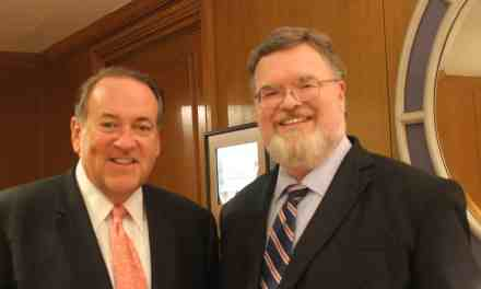 Huckabee's Shining Moment