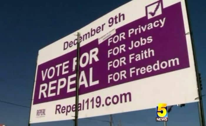 Fayetteville, Arkansas — America's Current Religious Liberty Battleground