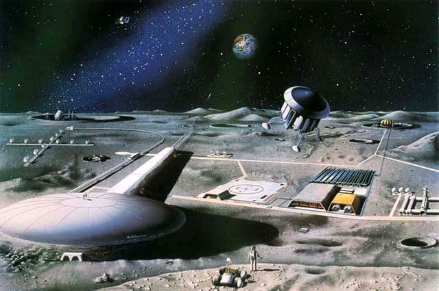 Europe's Next Space Chief Wants a Moon Colony