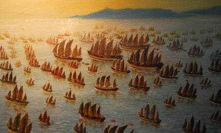 The Cautionary Tale of Zheng He