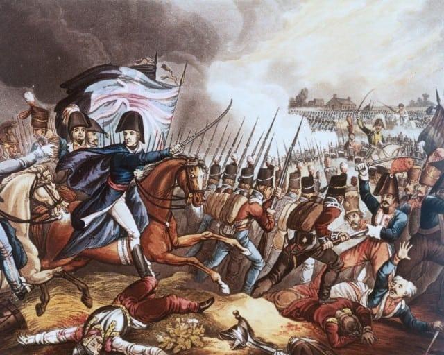 The Battle of Waterloo: A Landmark in Britain's Geopolitical Strategy
