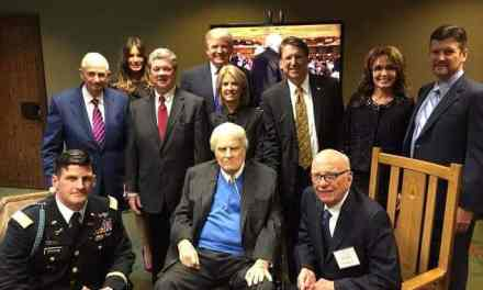 Billy Graham's Interesting Friends