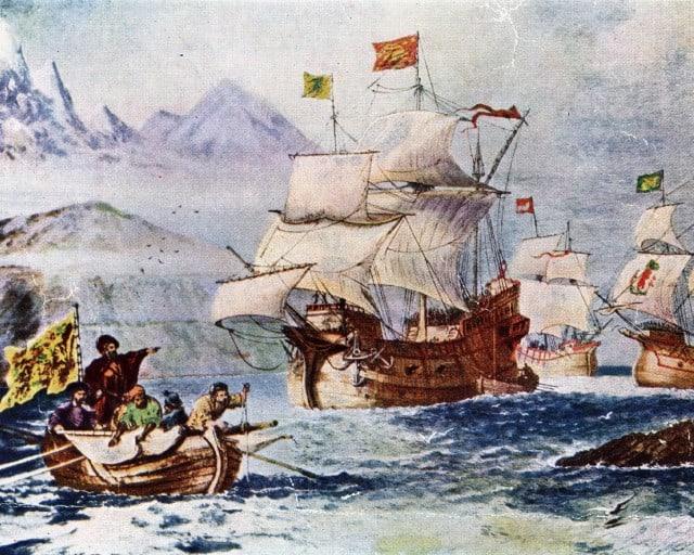 Magellan's Voyage and the Era of Global Trade