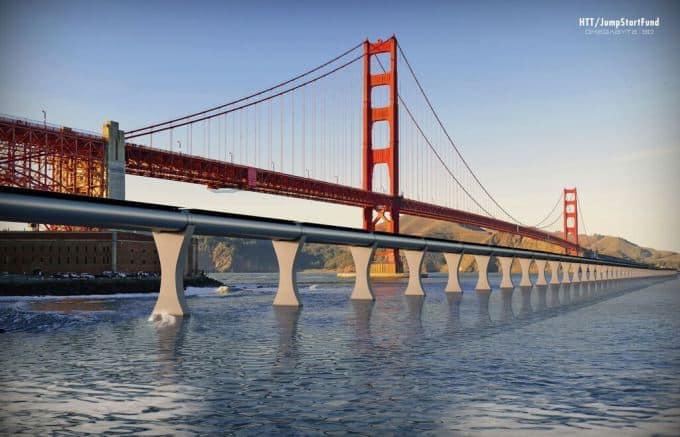 Hyperloop Transportation Technologies to Break Ground on Test Track