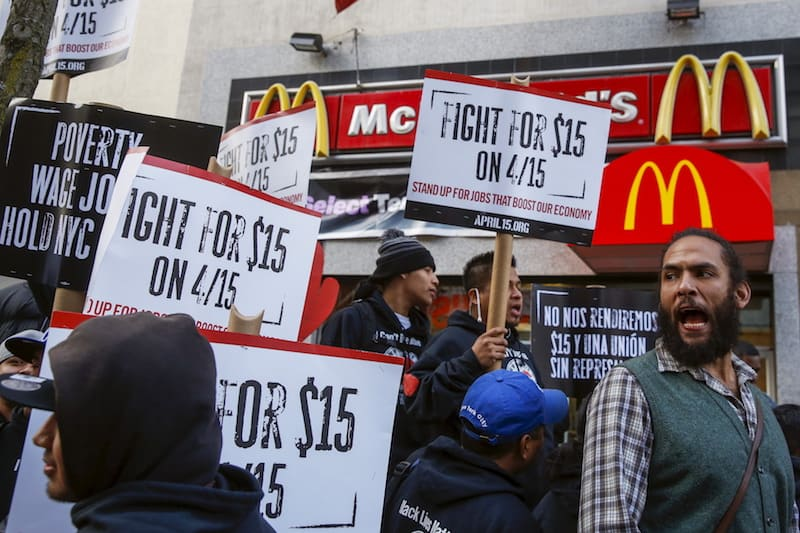 The $15 Minimum Wage and the End of Teen Work