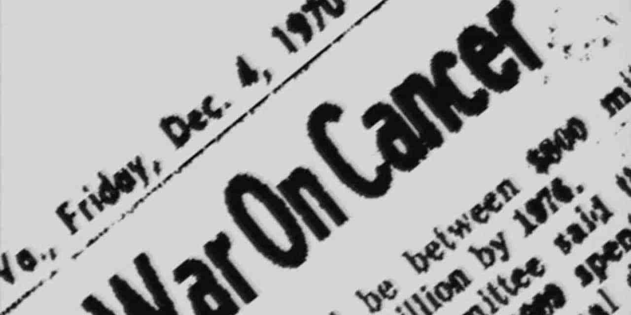 The New(est) War on Cancer