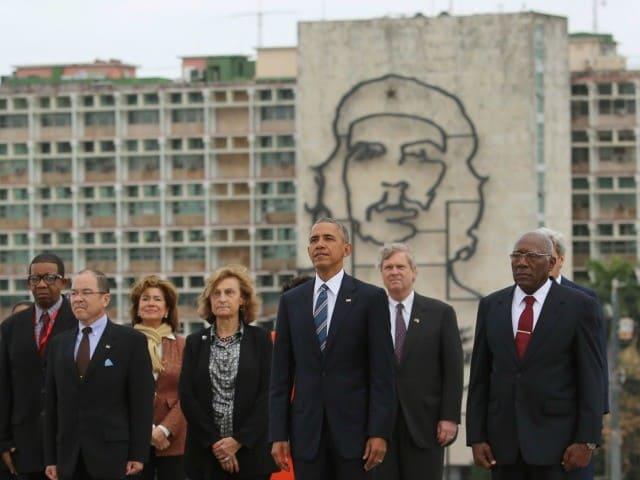 A Radical Chic President in Communist Cuba