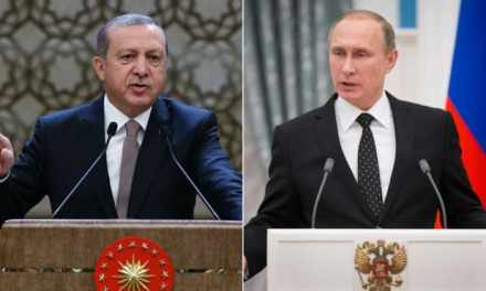 Putin's Plan to Checkmate Turkey and ISIS in Syria