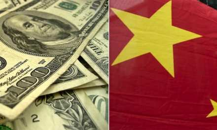 You Can Forget About China Overtaking the US Economy