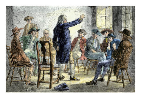 """Election Sermon Series: """"A Sermon on the Occasion of the Commencement of the New Hampshire Constitution"""" by Samuel McClintock (June 3, 1784)"""