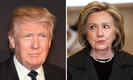 Why Is Trump Beating Hillary?
