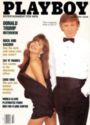 Trump Playboy Cover