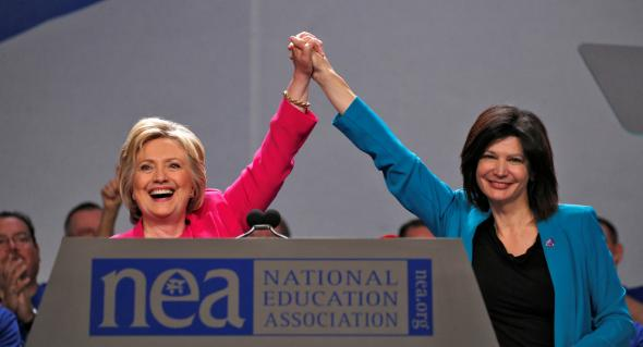 Reader Question: Why Would Christian Teachers Support Hillary?