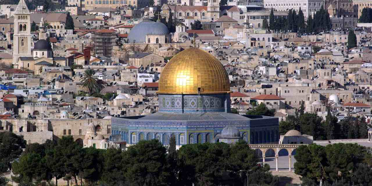 Are Three Religions Battling Over Israel?