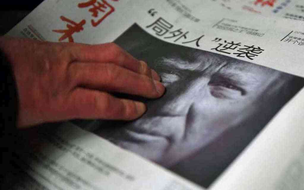 Putting China on the Defensive: Trump, Taiwan and an Uproar