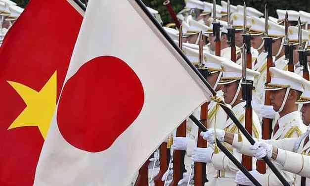 Leading Power: A Look at Japan vs. China