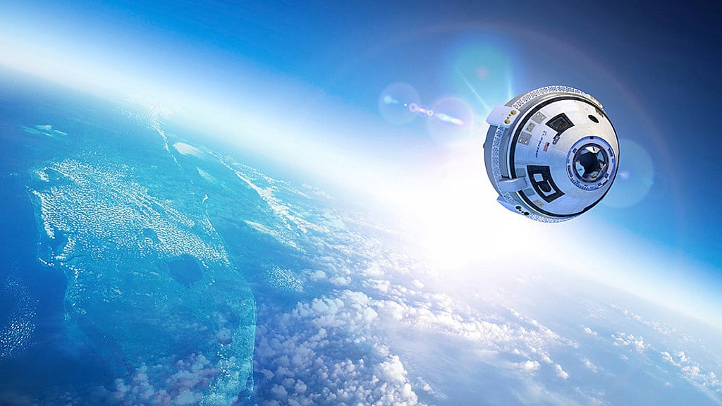 Boeing's Space Taxis To Use More Than 600 3-D Printed Parts