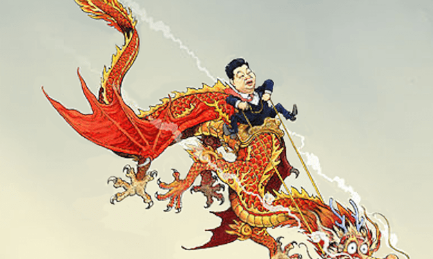 King Dollar and the Chinese Death Spiral