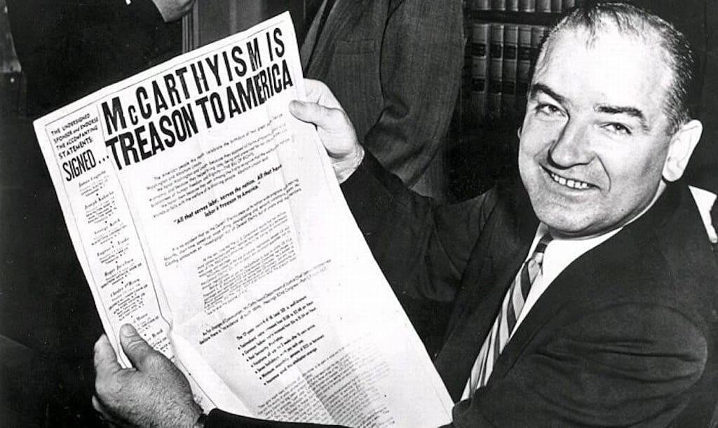 Democrat McCarthyites