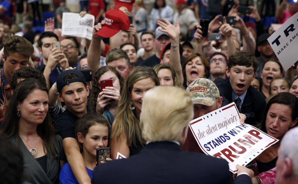 Trump and Millennials