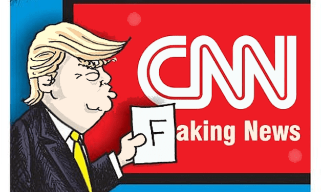 Trump's Simultaneous Annihilation of ISIS and CNN