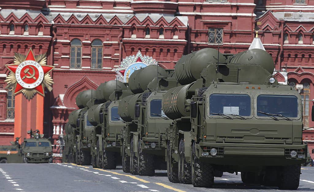Why is Russia Aiming Missiles at China?