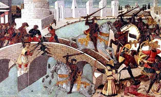 Horatio at America's Bridge
