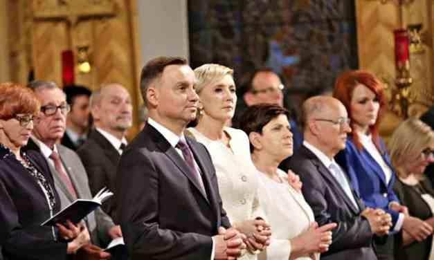 Poland Challenges the European Identity