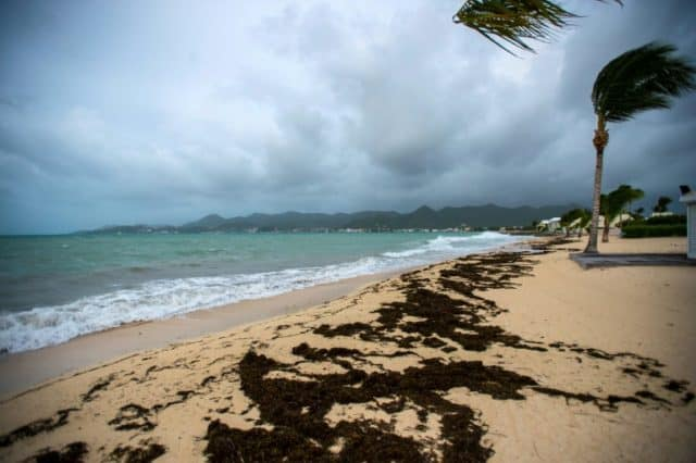 U.S. Virgin Islands Politician Uses Hurricane To Order Gun Confiscation